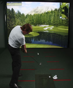 Swing Studio Golf Simulator