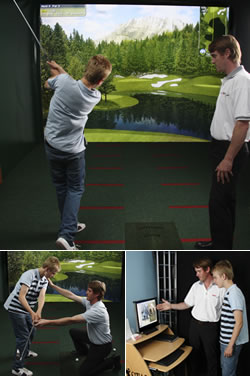 Golf Lessons in South East London